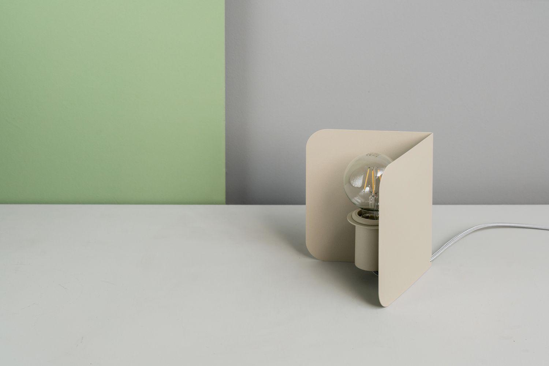 Corner Table Lamp On Behance Minimal Furniture Design Minimal Furniture Corner Table