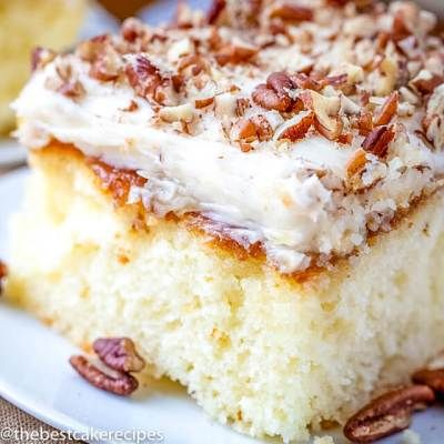 Elvis Presley Cake Recipe with Pineapple Topping and Frosting