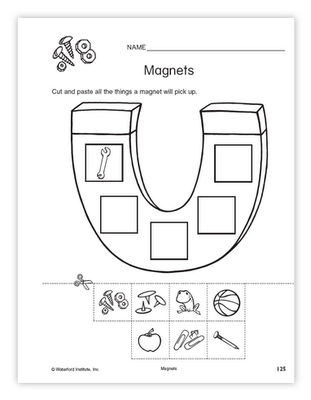 MAGNETS WORKSHEET (SCIENCE) | Science | Pinterest | Worksheets and ...