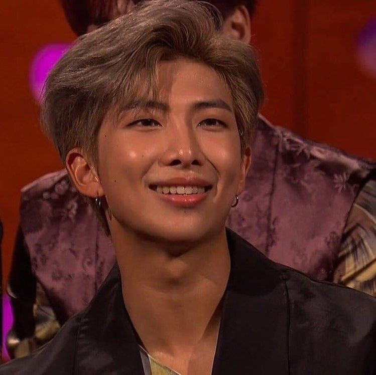 At First I Wanted To Do A Thread Of Namjoon With Tanned Skin But I Found Cutie Pics Of Him Smiling So It S Now A Thread Of Namjoon Kim Namjoon