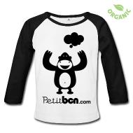 Bebés camisetas de manga larga ~ Bebé camiseta ecológica manga larga ~ Número del producto 17960957