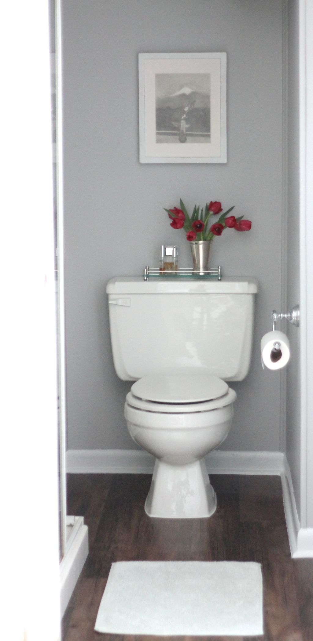 Renovating Fixing Decorating Painting Ideas: Easy & Inexpensive Bathroom Remodel