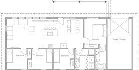 House Plan CH457