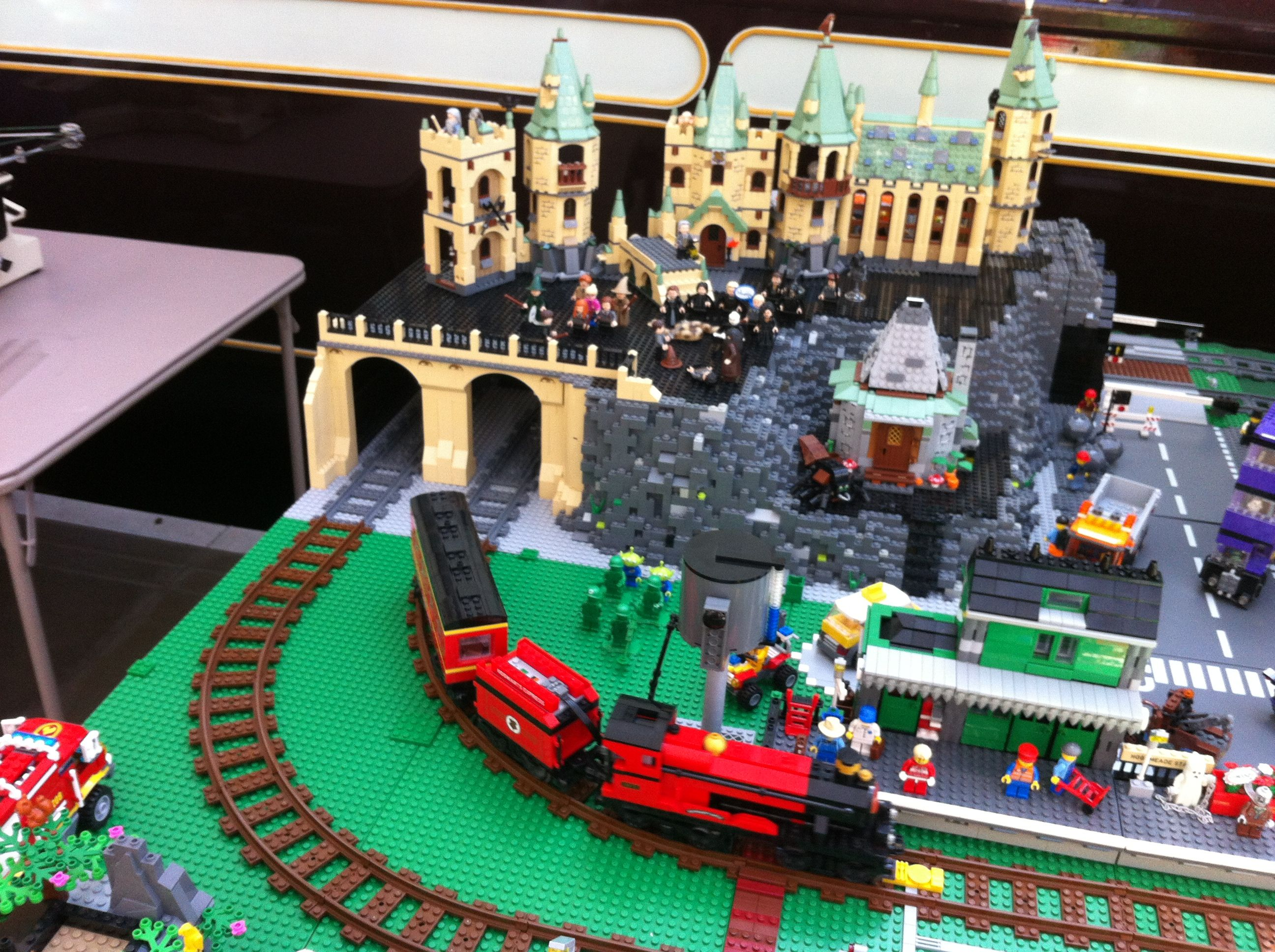 Lego Hogwarts Express Lego Hogwarts Lego Playroom Lego