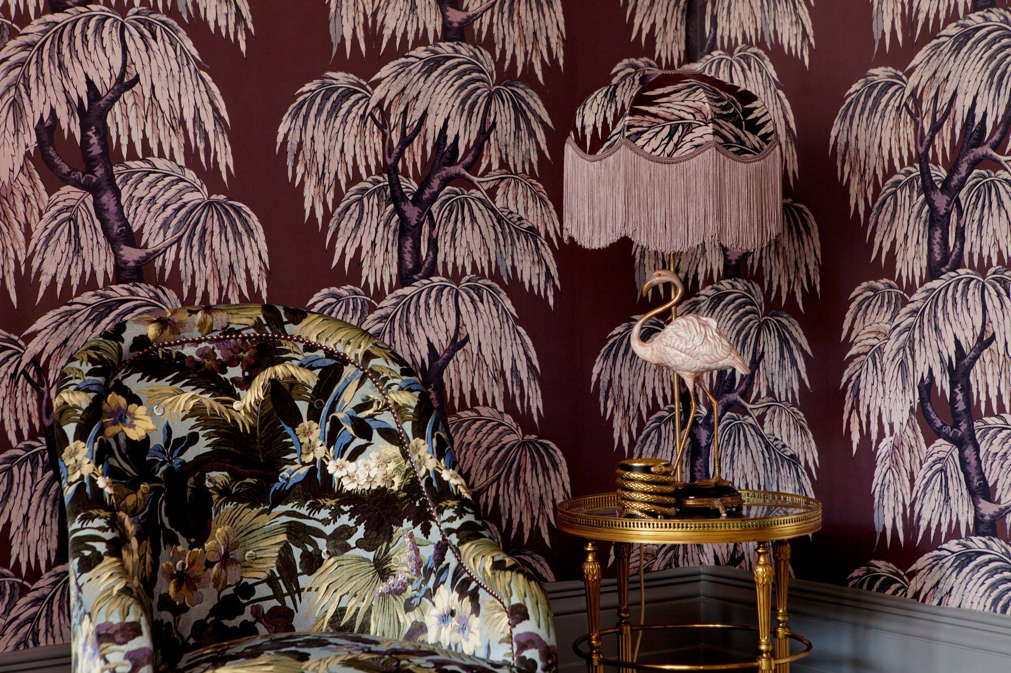 House of Hackney Palm Print Home Decor at Bergdorf Goodman