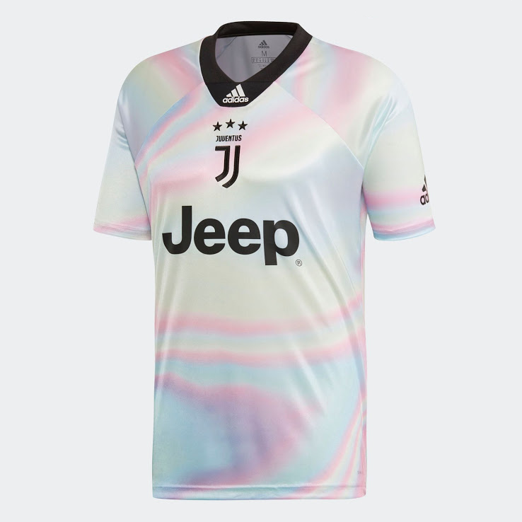 6da9aefbd Juventus 18 19 EA Sports Jersey Personalized Name and Number – zorrojersey