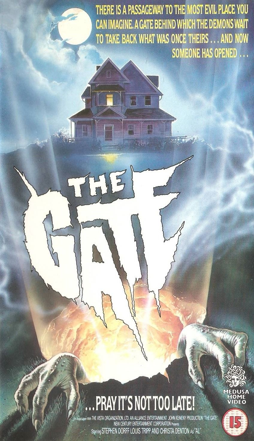 """mastersofthe80s """"The Gate (1987) """" in 2019 Horror movie"""