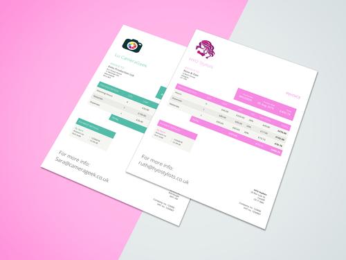 Albert Invoice Creator Invoice Designs Free Invoicing App - Free invoice creator app