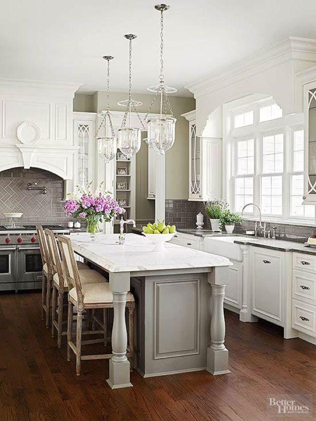 Homestyle Kitchen Island