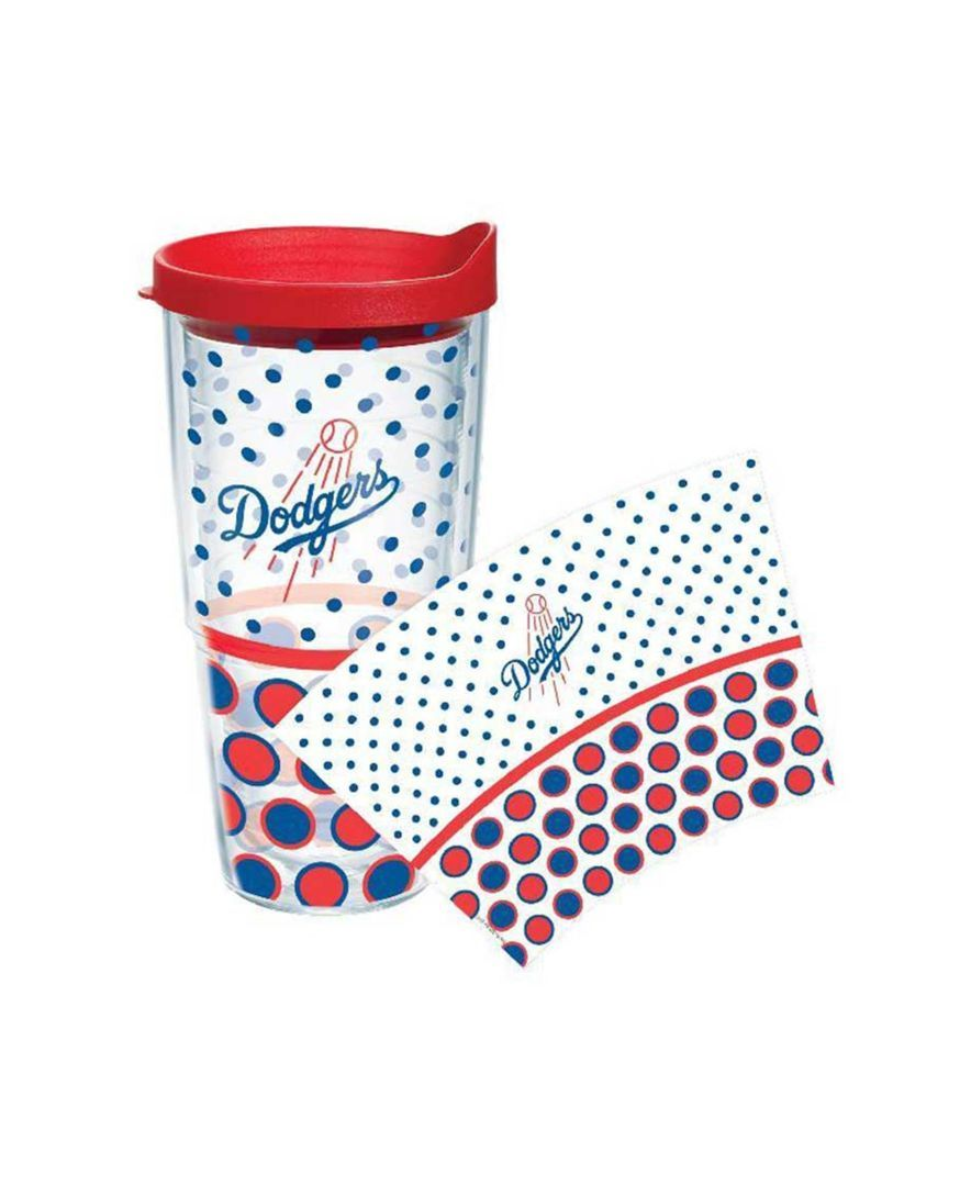Tervis Tumbler Los Angeles Dodgers 24 oz. Polka Dot Tumbler