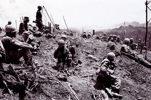 101st Airborne Division A Shau Valley Vietnam 1969 Vietnam