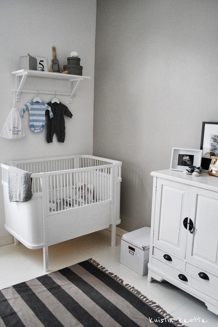 Kuistin kautta: Vauvanhuoneen sisustus