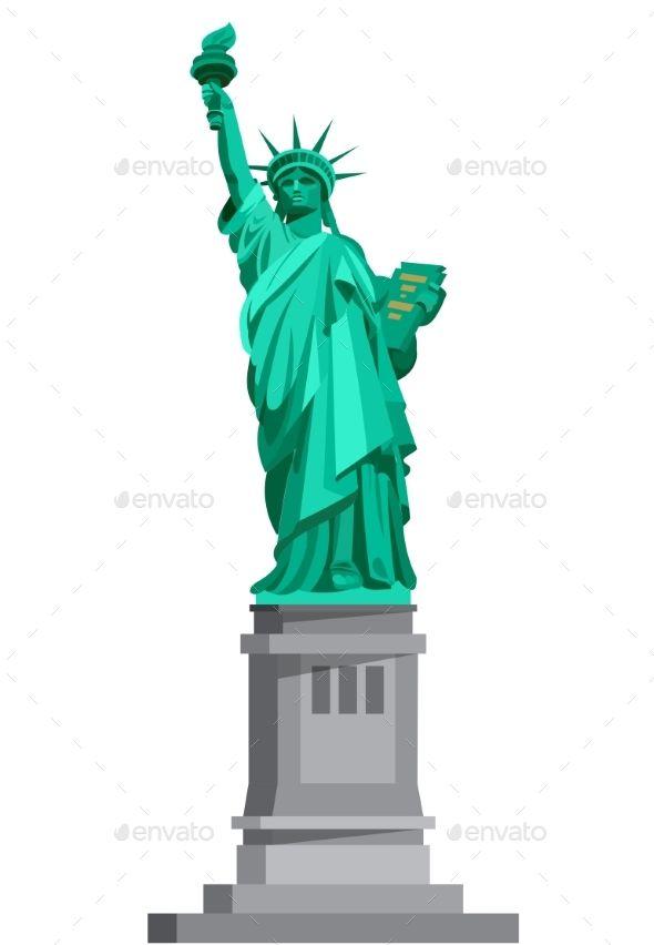 Statue Of Liberty Clip Art Free