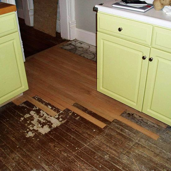 DURING: Flooring Repair   Love Old Wood Flooring? You Can Blend New  Flooring And