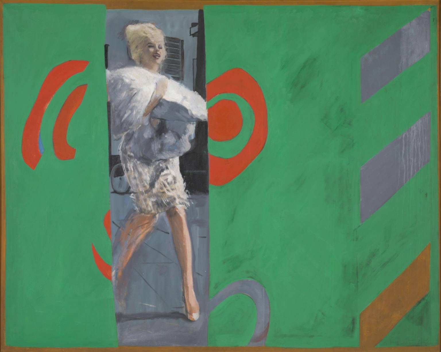 Pauline Boty, \'The Only Blonde in the World\' 1963   Female Artists ...