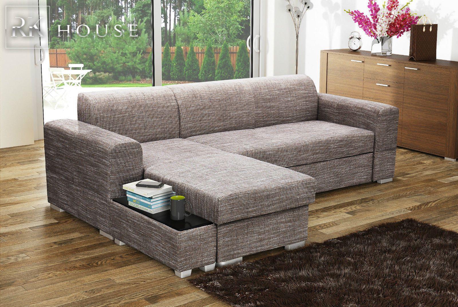 Das Sortiment an #Ecksofas, wahlweise auch mit passendem Hocker oder #Sessel, ist groß. Wählen Sie Ihr #Modell in modernen Farben und Materialien.