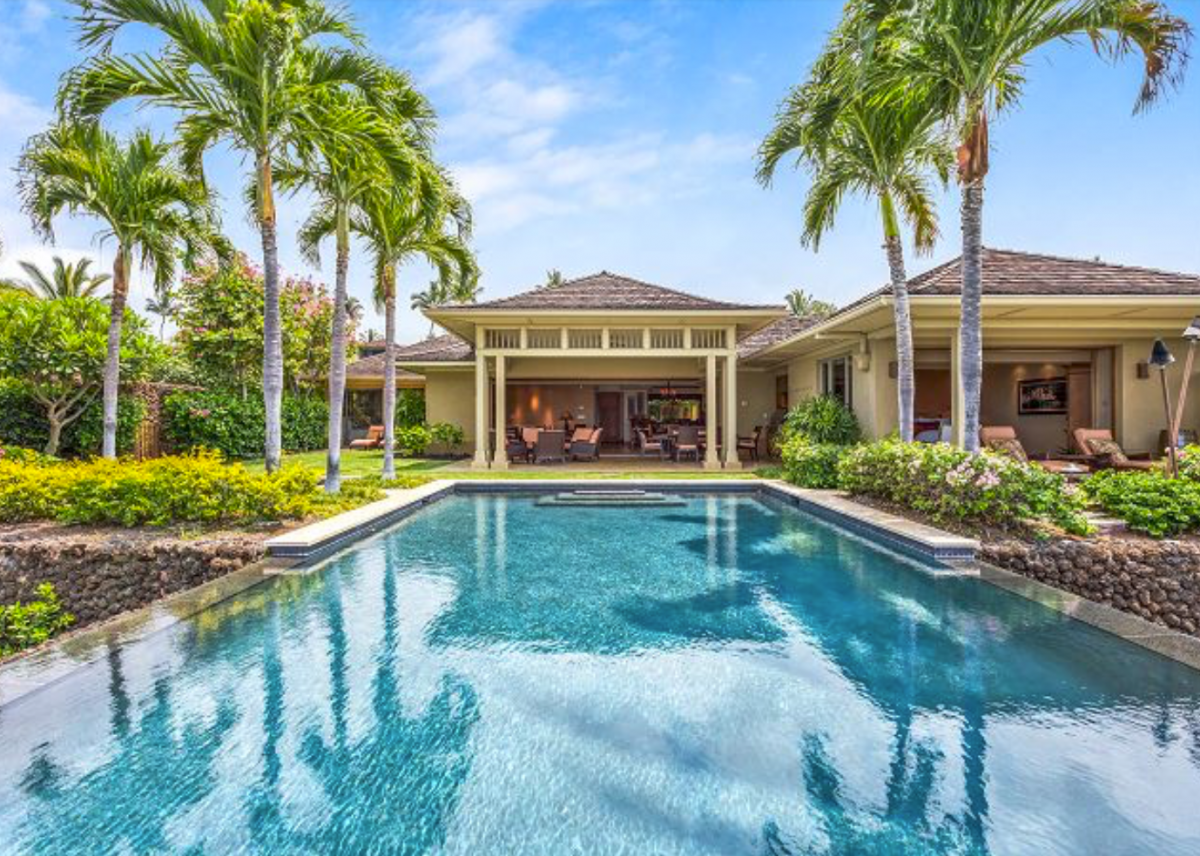 Last Minute Hawaiian Holiday Homes Luxury Vacation Rentals Luxury Vacation Holiday Home