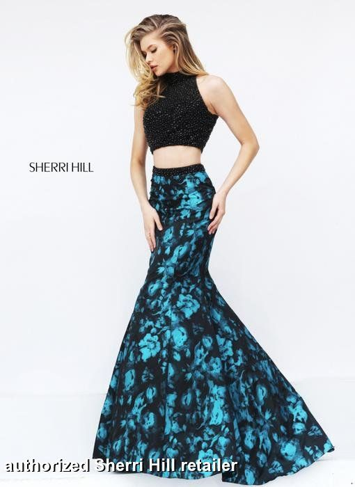 Sherri Hill 50674 Sherri Hill Miss Priss Prom and Pageant store ...