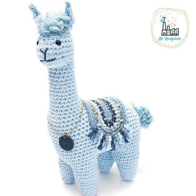 CROCHET PATTERN: Llama Amigurumi Plush | Etsy | Cows,horses,goats ...