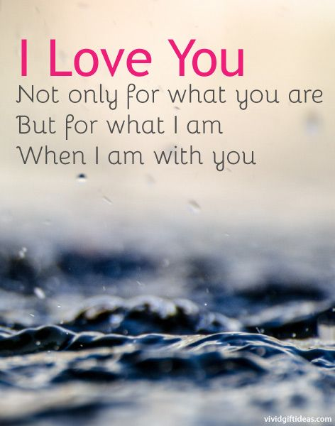 6 Love You Quotes For Him (Valentineu0027s Day Special