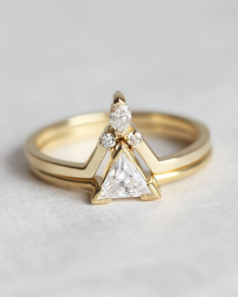 wedding that and her engagement will stunning conquer pin weddingideas sets bridal rings heart