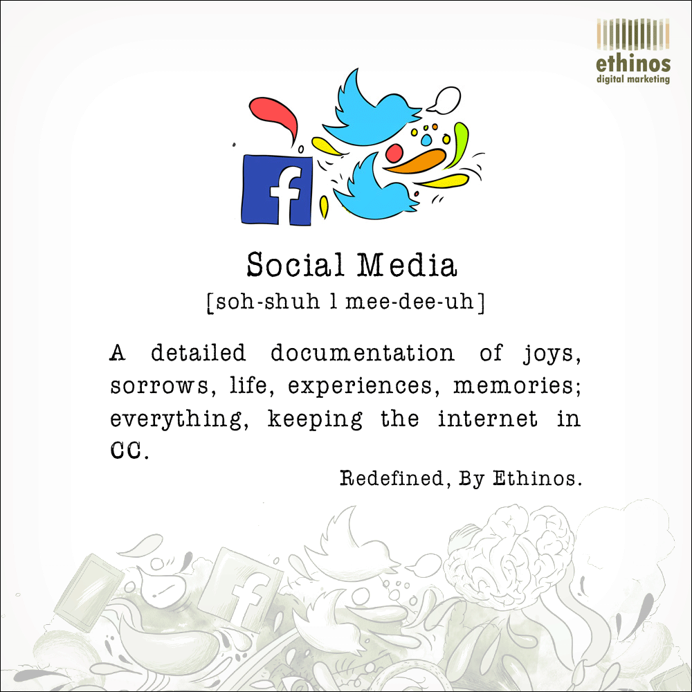 Simple And Fun Definition Of Social Media Digital