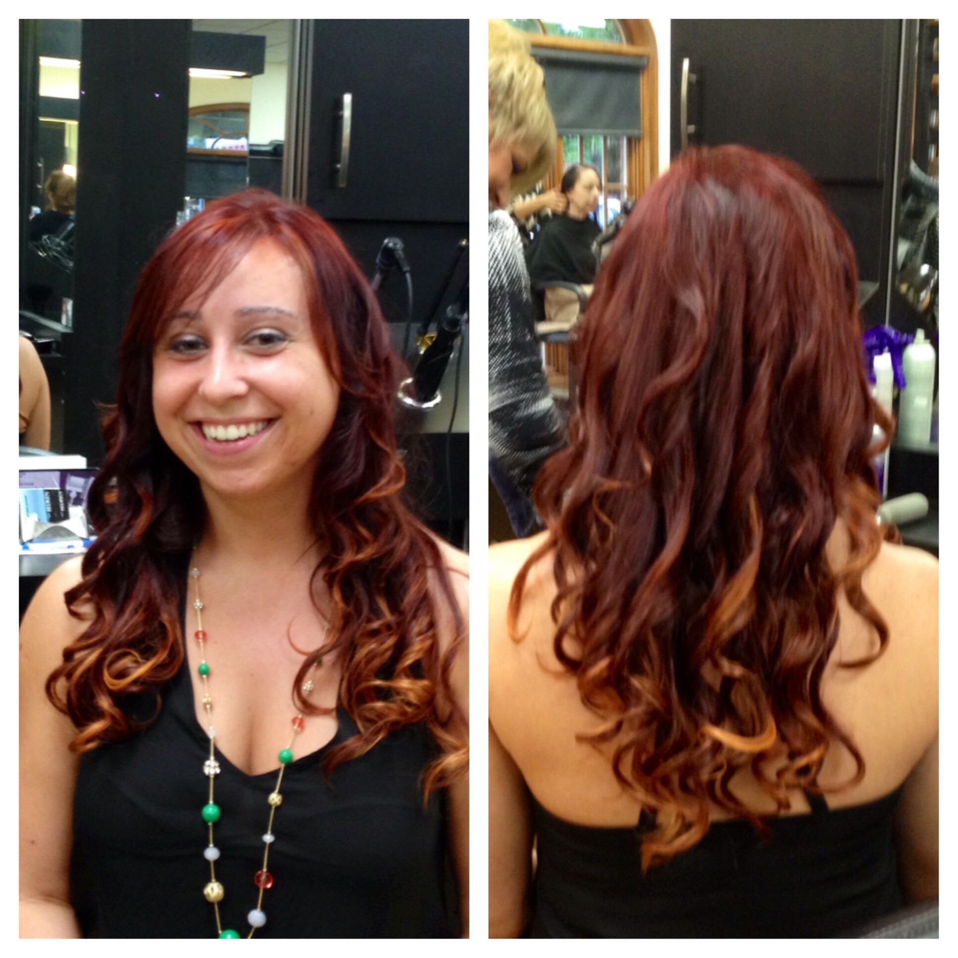 Love making my clients Beautiful :)  Hair color, Hair, Beautiful