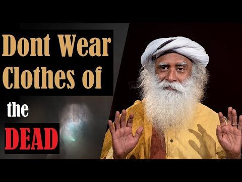 Why Shouldn't We Wear Clothes Of Relatives Or Pers