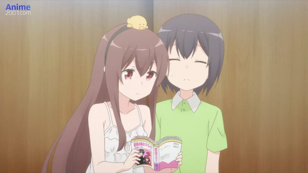 شاهد انمي الكوميديا Sunoharasou No Kanrinin San الحلقة 3 مترجمة مباشرة اون لاين على موقع أنيميات Animeiat Co Anime Anime Love Caretaker