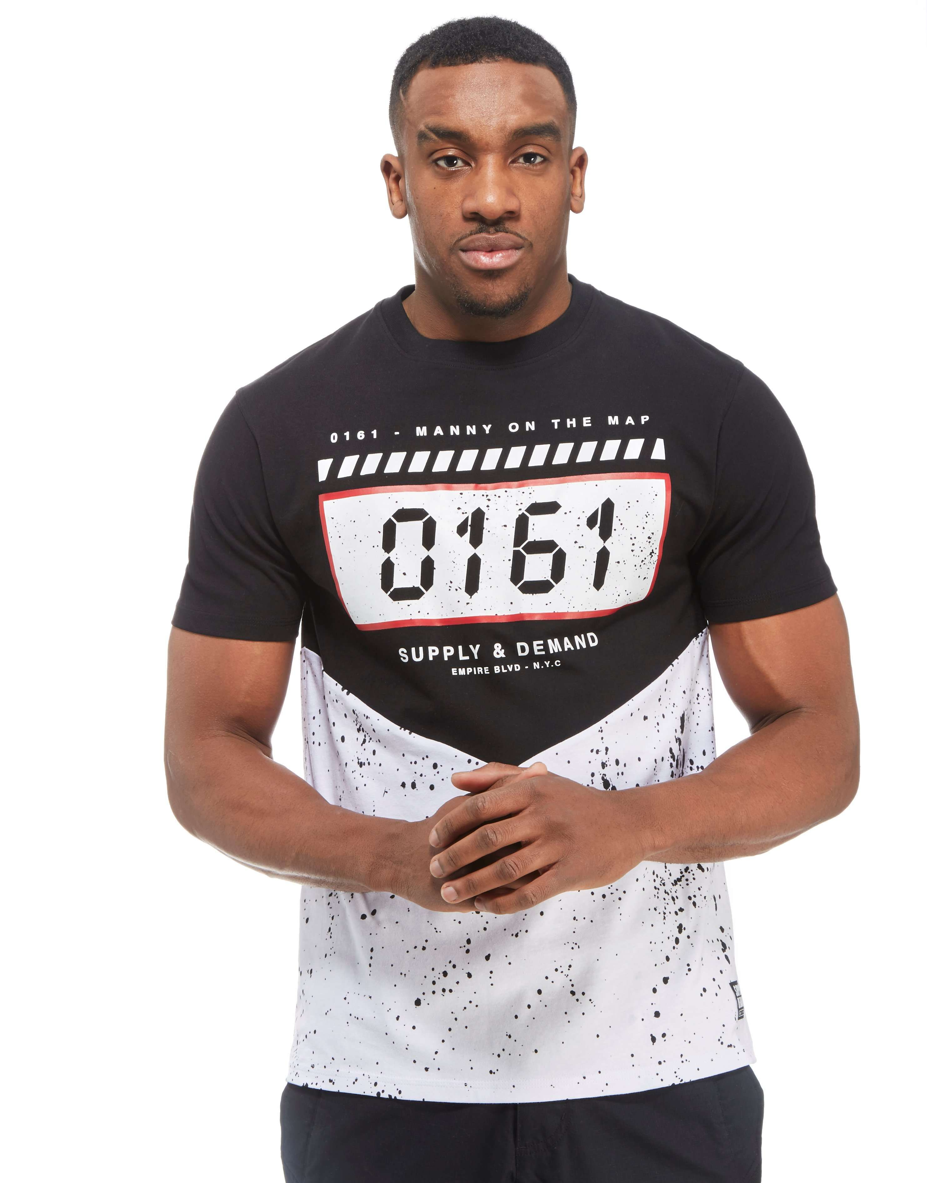 3e4e3ff37bb Bugzy x Supply and Demand Digi Splat T-Shirt - that should be mine ...