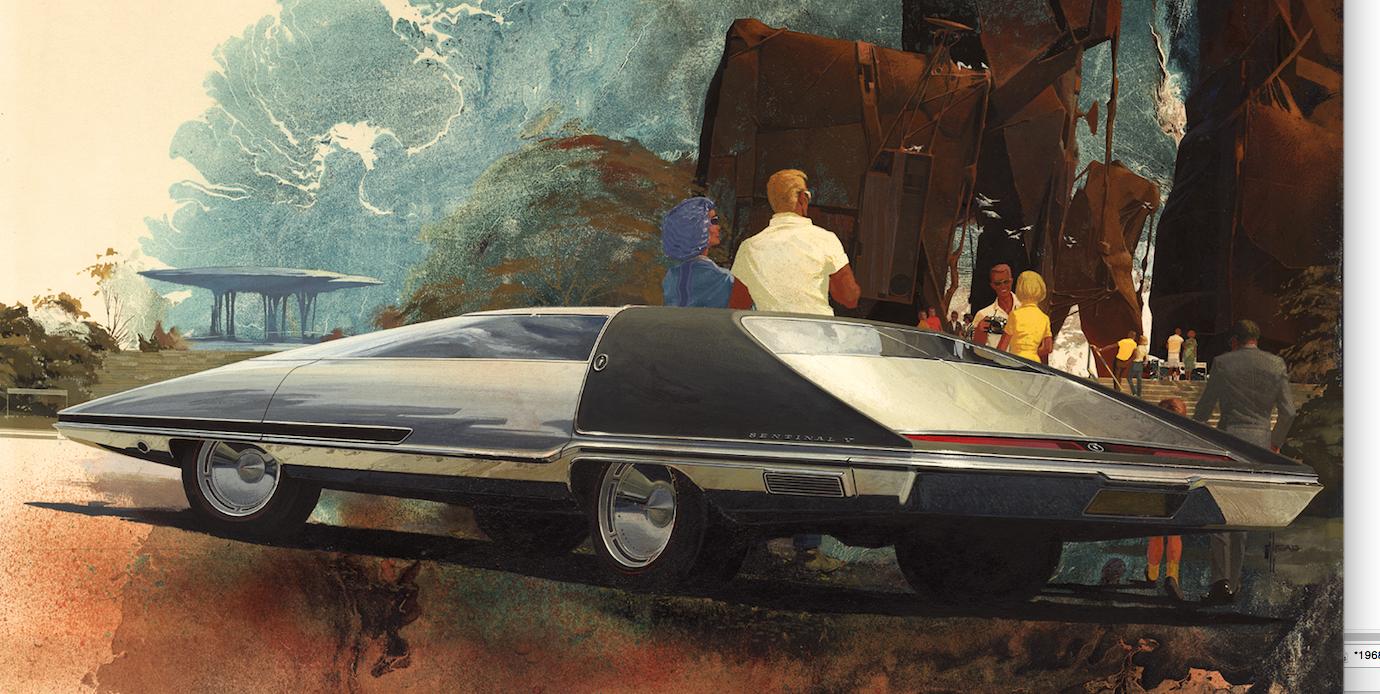 「Syd Mead」的圖片搜尋結果 Syd mead, 70s sci fi art, Sci fi art