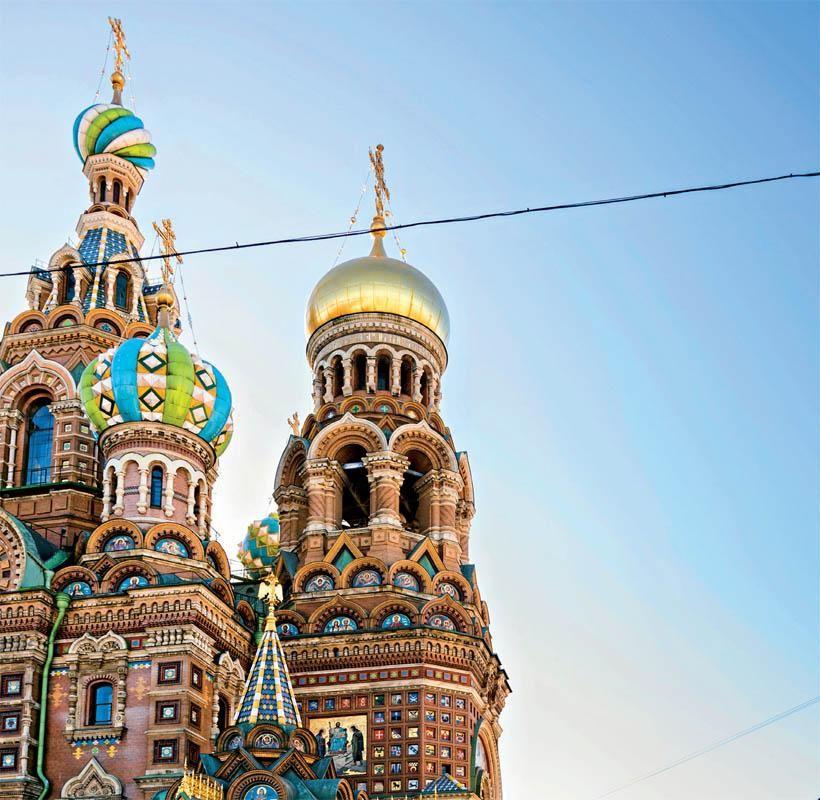 Näin löydät nuoren ja trendikkään Pietarin