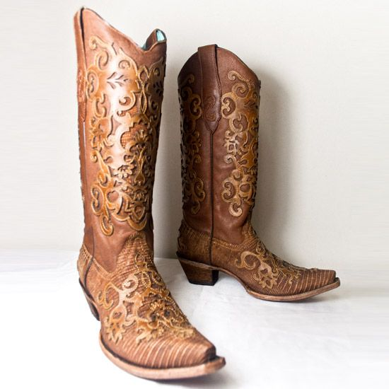 Corral boots..on order and cant wait to get them!