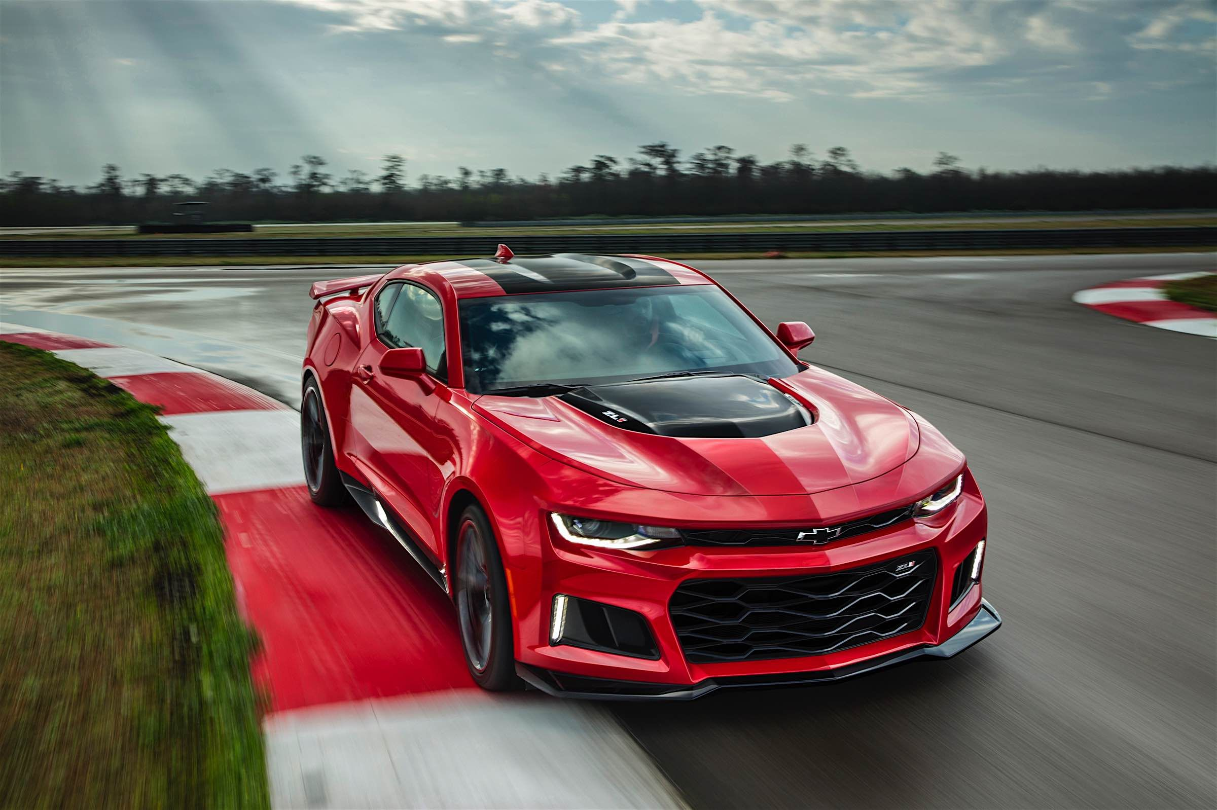 It might share its name with the mullet piloted muscle cars of your youth but the 2017 chevrolet camaro is far from those bare bones affairs