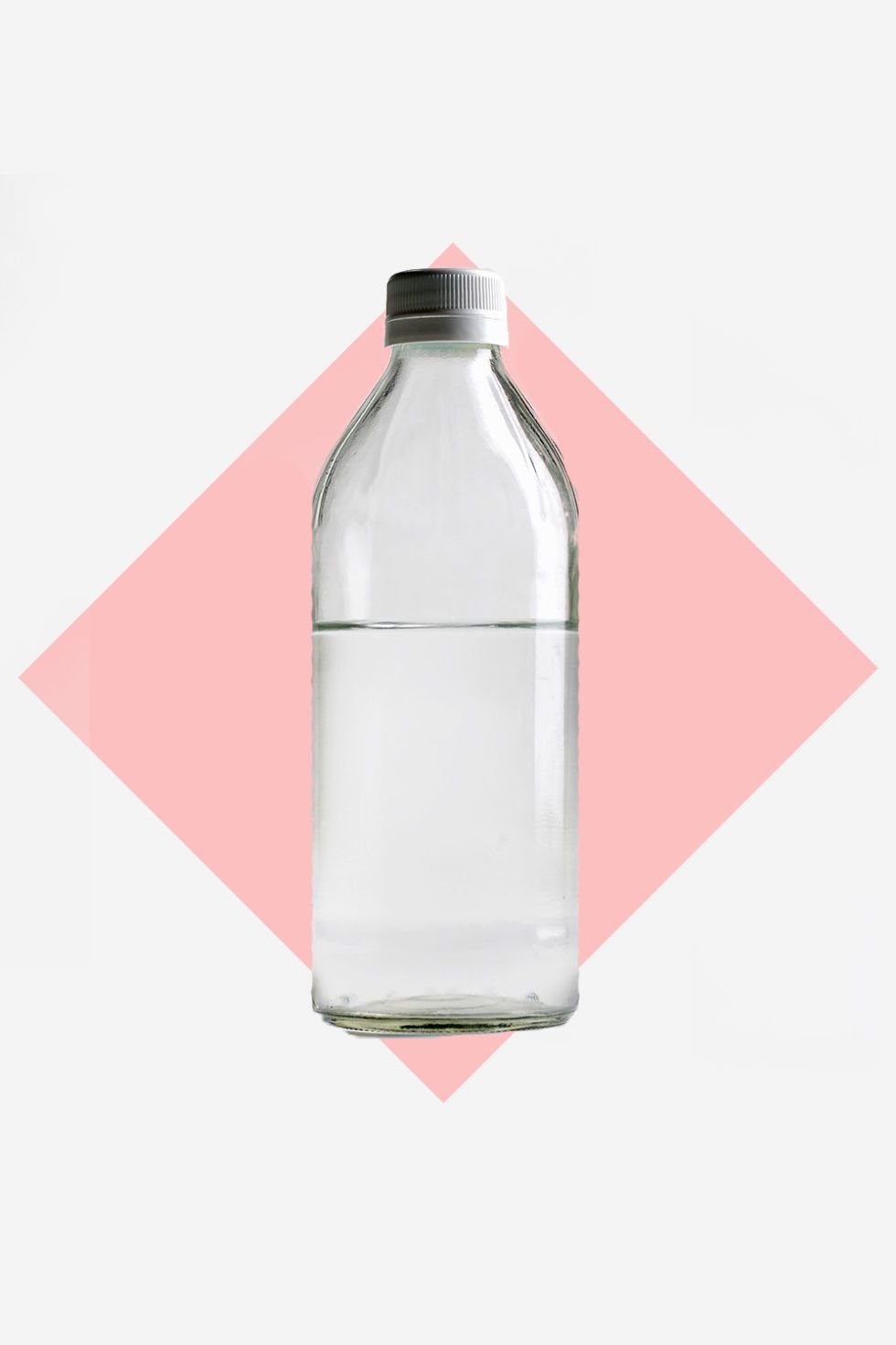 To Preserve Color  - MarieClaire.com 1/4 C. White Vinegar to 1/2 C. Purified Water