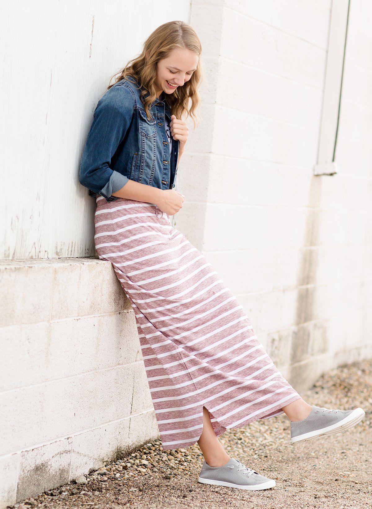 Summer Maxi Skirt - FINAL SALE