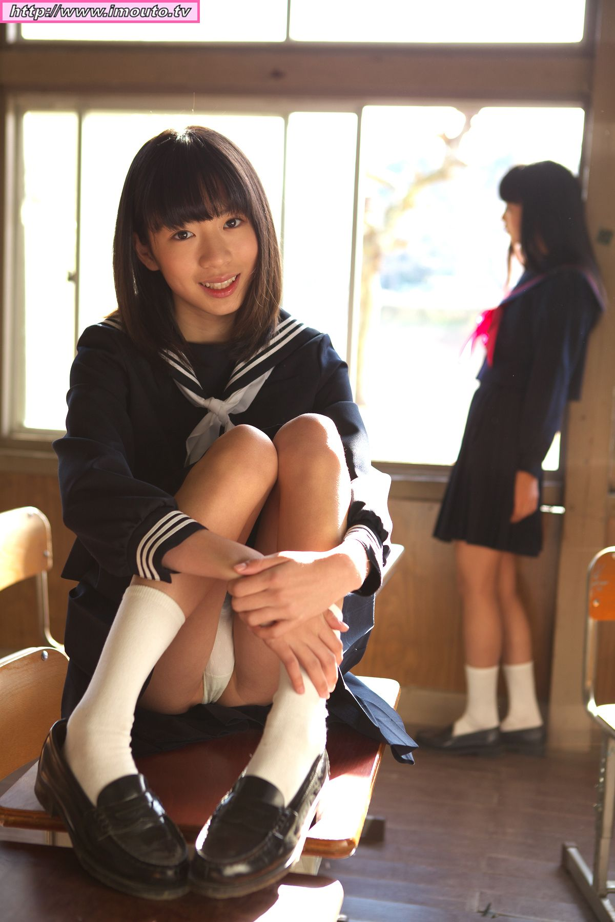 ayu makihara 1 gravure promotion pictures, Makihara Ayu (牧原あゆ), Shiina Momo