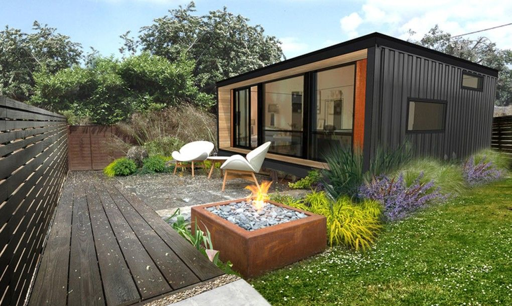 You Can Order Honomobo S Prefab Shipping Container Homes Online