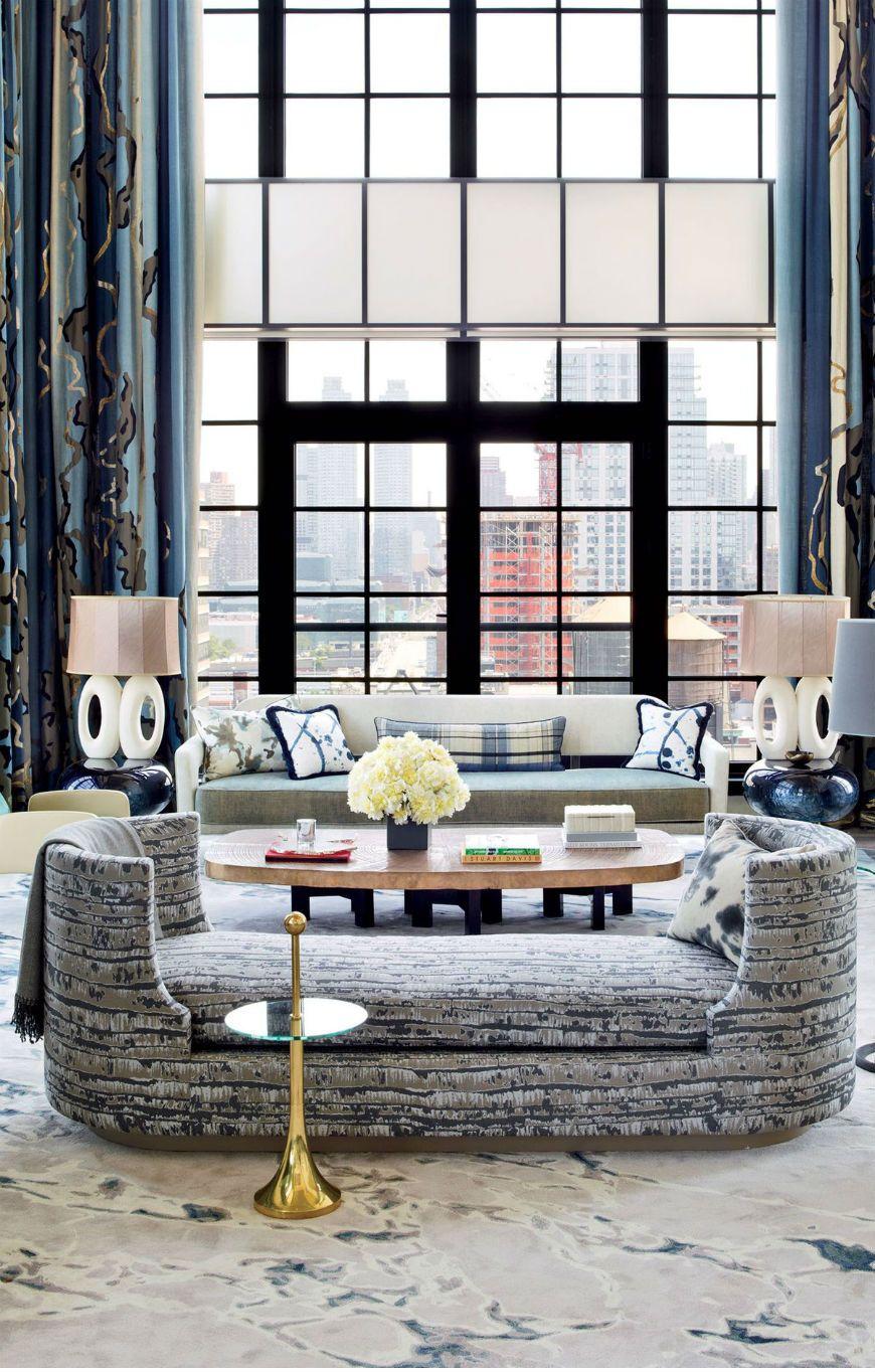 Top 15 Living Room Furniture Design Trends: Modern Sofas ...