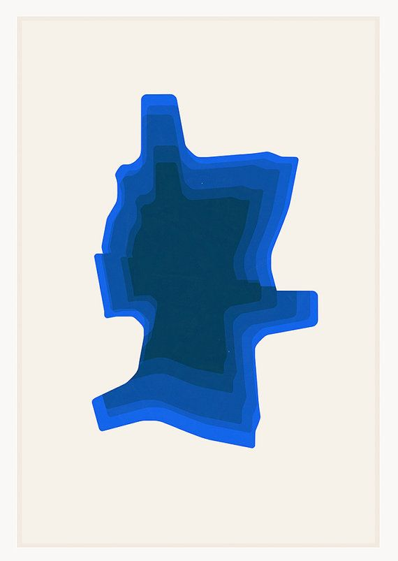 Abstract composition 516 Giclee print - 60 x 84 cm Limited edition (20) www.jesusperea.com