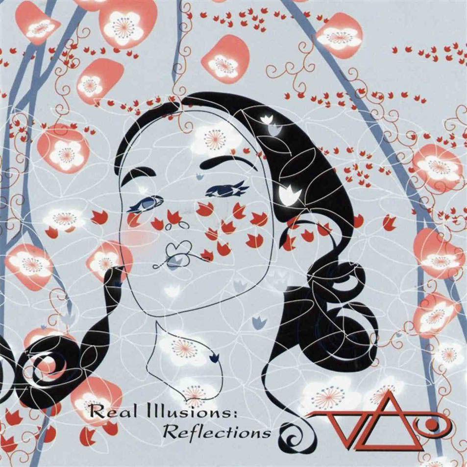 Steve Vai Real Illusions Reflections (2005) Steve vai