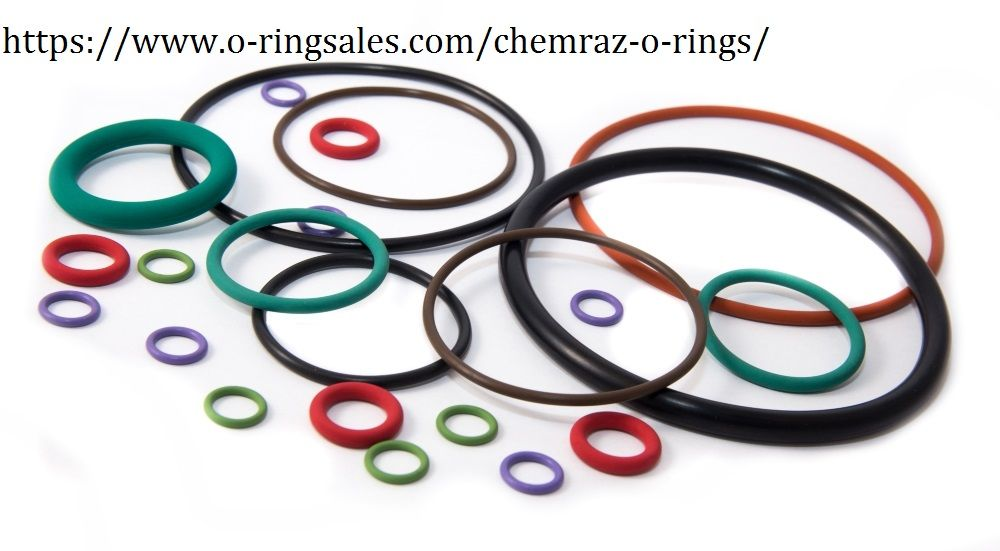 Chemraz O Rings O Ring Rubber Grommets Molding Rubber