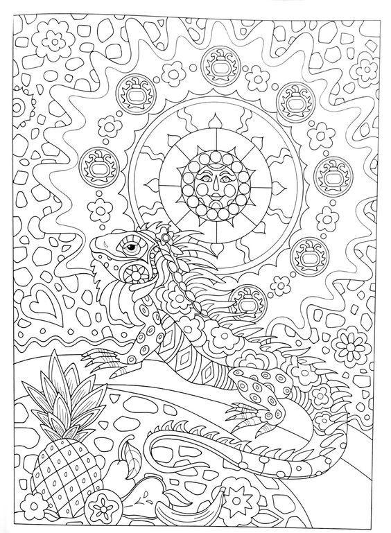 Pin de marjolaine grange en reptile   Pinterest   Pintar, Patrones y ...