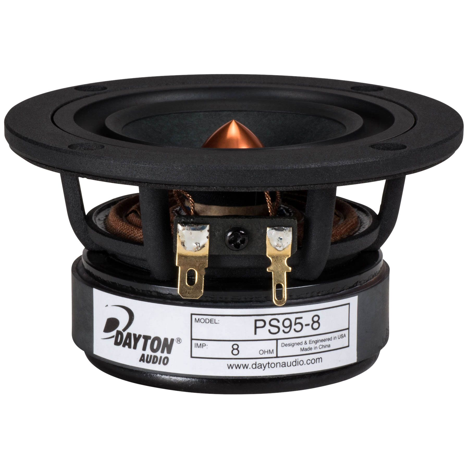 New full-range driver by Parts Express/Dayton Audio! Dayton Audio