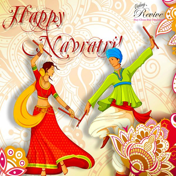 May your life be filled with happiness on this festival of #Navratri  ‪#ViikingRevive‬ wishes you #HappyNavratri