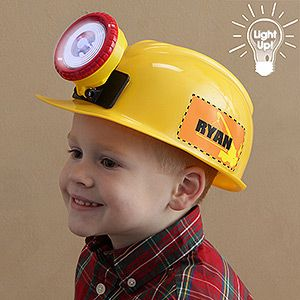 Construction Crew Personalized Kid S Hat Construction For Kids Personalized Gifts For Kids Hobbies For Kids