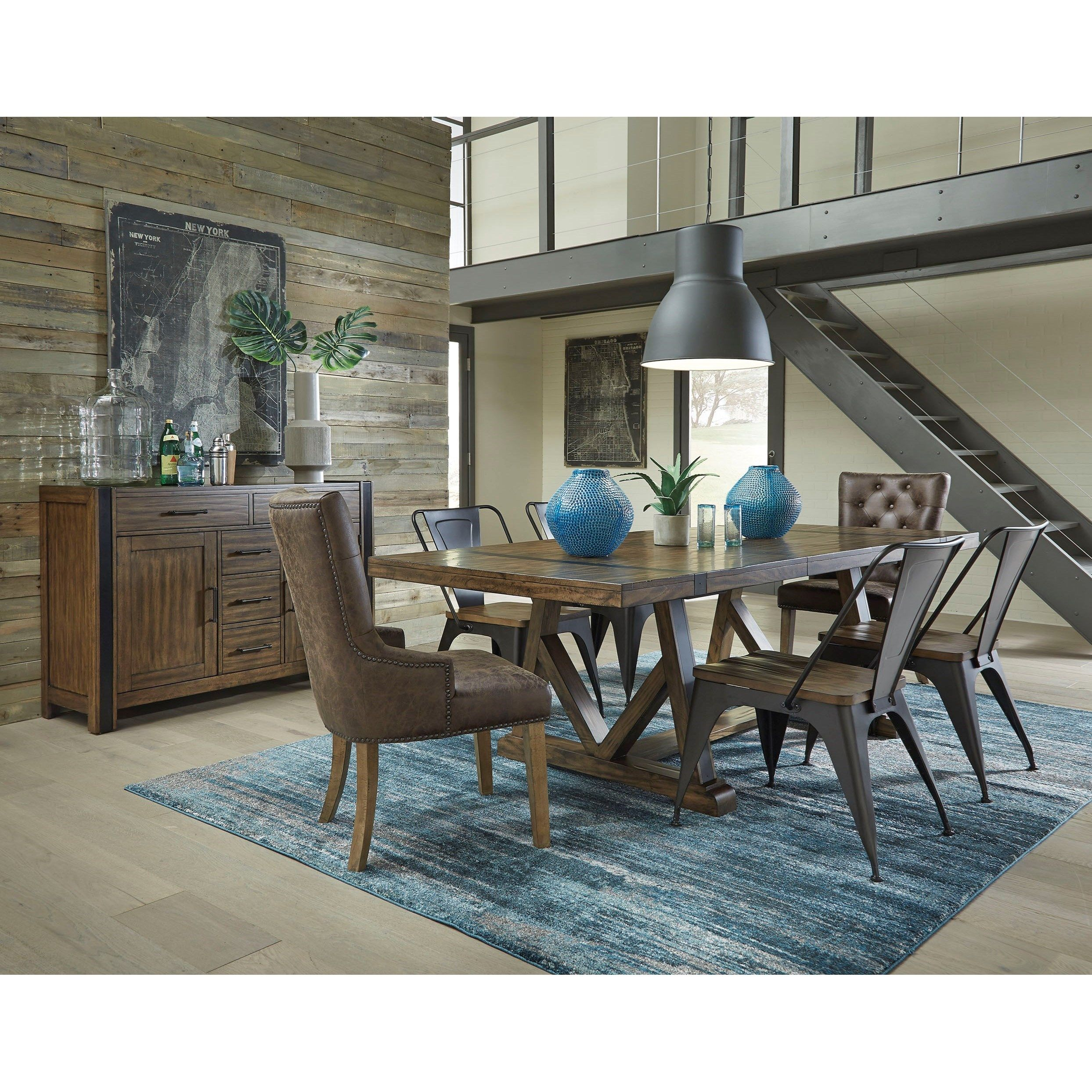 Nelson Casual Dining Room Group By Standard Furniture At