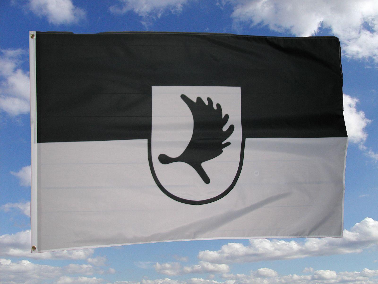 Flag Of East Prussia Ostpreussen Landsmannschaft Fahne 90 X 150