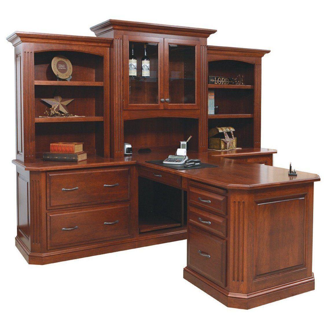 Amish Buckingham Partner Desk In 2020