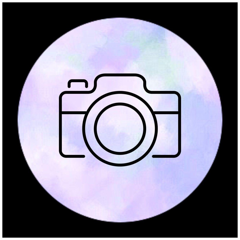 Camera Icon Camera Icon Aesthetic Purple Cameraiconaestheticpurple Camera Icon App Store Icon App Icon Design